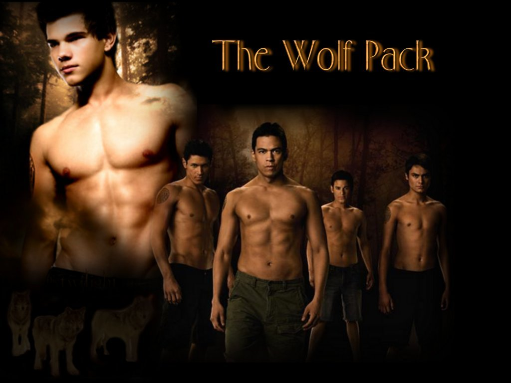 Werewolf Twilight Pack The Wolf Pack